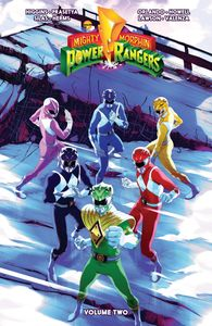 [Mighty Morphin Power Rangers: Volume 2 (Product Image)]