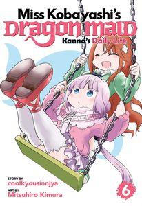 [Miss Kobayashi's Dragon Maid: Kanna's Daily Life: Volume 6 (Product Image)]