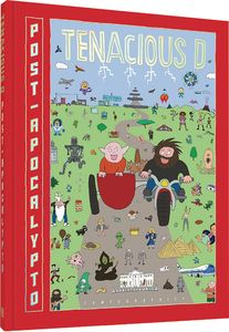 [Tenacious D: Post Apocalypto (Hardcover) (Product Image)]