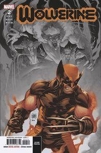 [Wolverine #2 (2nd Printing Kubert Variant) (Product Image)]