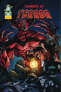 [The cover for Chamber Of Terror #1]