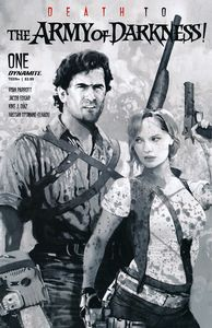[Death To The Army Of Darkness #1 (Suydam B&W Variant) (Product Image)]