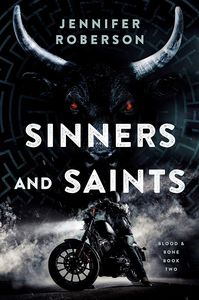 [Blood & Bone: Book 2: Sinners & Saints (Hardcover) (Product Image)]