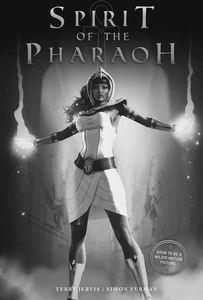 [Spirit Of The Pharaoh (Queen Nefekari Cover Variant) (Product Image)]