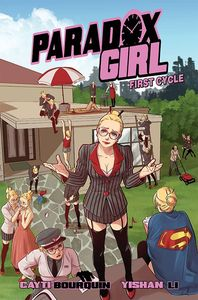[Paradox Girl: Volume 1 (Product Image)]
