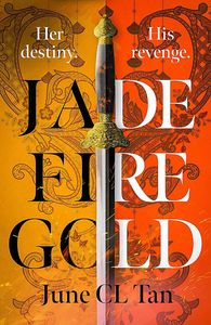 [Jade Fire Gold (Signed Hardcover) (Product Image)]