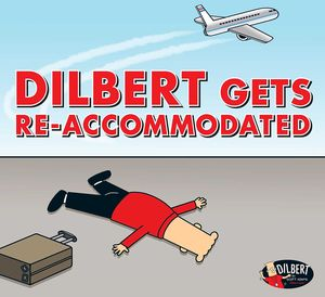 [Dilbery Gets Re-Accomodated (Product Image)]