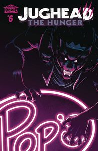 [Jughead: The Hunger #6 (Cover B Charm) (Product Image)]