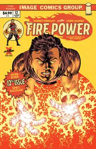 [Fire Power #12 (Cover J Larsen) (Product Image)]