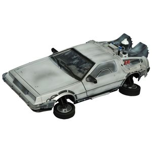 [Back To The Future 2: Electronic Vehicle: Frozen Hover Time Machine (Product Image)]