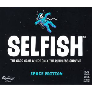 [Selfish: Card Game: Space Edition (Product Image)]