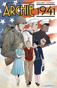 [Archie (1941) #1 (Cover E Lopresti) (Product Image)]