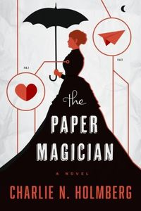 [The Paper Magician (Product Image)]