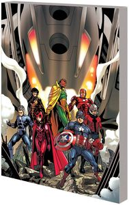 [Avengers K: Book 2: Advent Of Ultron (Product Image)]