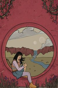 [Tangled River #4 (Cover B Jenni Gregory Variant) (Product Image)]