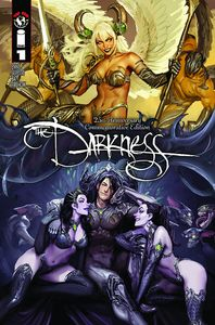 [The Darkness #1 (25th Anniversary Commemorative Edition Cover B Sejic) (Product Image)]