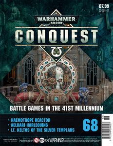 [Warhammer 40K: Conquest: Figurine Collection #68 (Product Image)]