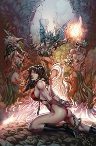 [Vampirella: 1992 (One Shot Bonus Castro Virgin Variant) (Product Image)]