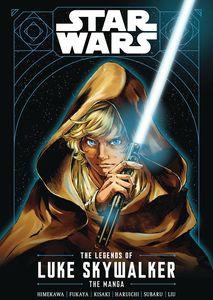 [Star Wars: The Legend Of Luke Skywalker (Product Image)]