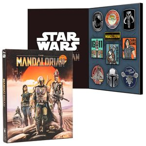 [Star Wars: The Mandalorian: Pin Badge Set (Product Image)]