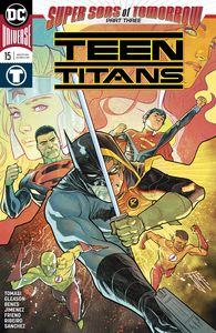 [Teen Titans #15 (Sons Of Tomorrow) (Product Image)]