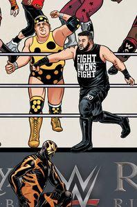 [WWE #10 (Unlockable Royal Rumble Variant) (Product Image)]