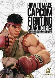 [How To Make Capcom Fighting Characters (Hardcover) (Product Image)]