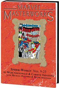 [Marvel Masterworks: Spider-Woman: Volume 2 (DM Edition Variant Hardcover) (Product Image)]