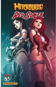 [Witchblade/Red Sonja (Product Image)]