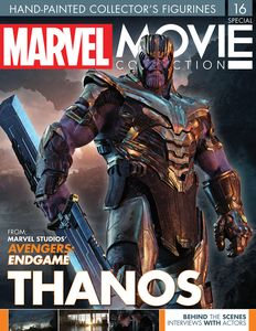 [Marvel Movie Collection Special #16 Thanos (Endgame) (Product Image)]