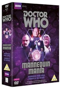 [Doctor Who: Mannequin Mania (Boxset) (Product Image)]