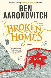 [Rivers Of London: Book 4: Broken Homes (Signed Edition) (Product Image)]