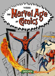 [The Marvel Age Of Comics 1961-1978 (40th Anniversary Edition Hardcover) (Product Image)]