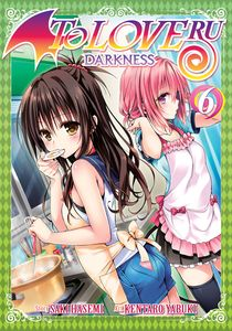 [To Love Ru Darkness: Volume 6 (Product Image)]