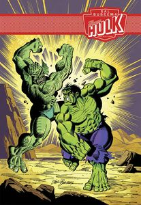 [Incredible Hulk: By Sal Buscema: Marvel Artist Select: Volume 1 (Hardcover) (Product Image)]