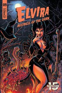 [Elvira: Mistress Of Dark #9 (Cover A Eastman) (Product Image)]