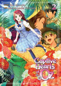 [Captive Hearts Of Oz: Volume 2 (Product Image)]