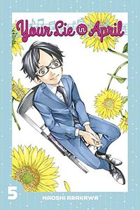 [Your Lie In April: Volume 5 (Product Image)]