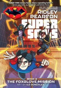 [Super Sons: Book 2: The Foxglove Mission (DC Zoom) (Product Image)]