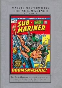 [Marvel Masterworks: Sub Mariner: Volume 6 (Hardcover) (Product Image)]