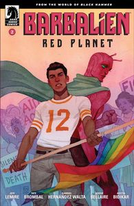 [Barbalien: Red Planet #2 (Cover B Koch) (Product Image)]