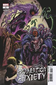 [Absolute Carnage: Separation Anxiety #1 (2nd Printing Level Variant) (Product Image)]