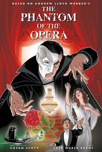 [The Phantom Of The Opera (Forbidden Planet Exclusive Signed Mini Print Edition Hardcover) (Product Image)]