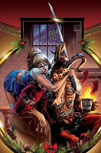 [Cinderella: Bloody Xmas Annual 2020 (Cover B White) (Product Image)]
