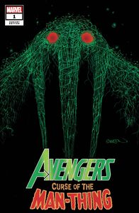 [Avengers: Curse Man-Thing #1 (Gleason Variant) (Product Image)]