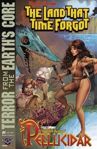 [Land That Time Forgot: From Earths Core #1 (Connecting Cover A) (Product Image)]