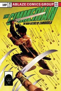 [Cimmerian: Man-Eaters Of Zamboula #2 (Cover D Casas) (Product Image)]
