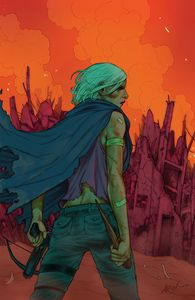 [Buffy: The Last Vampire Slayer #1 (Cover A Anindito) (Product Image)]
