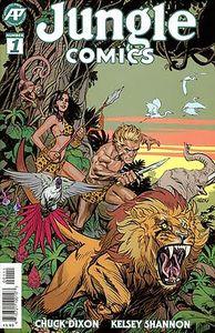 [Jungle Comics #1 (Main Cover) (Product Image)]
