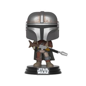 [Star Wars: The Mandalorian: Pop! Vinyl Figure: The Mandalorian (Product Image)]